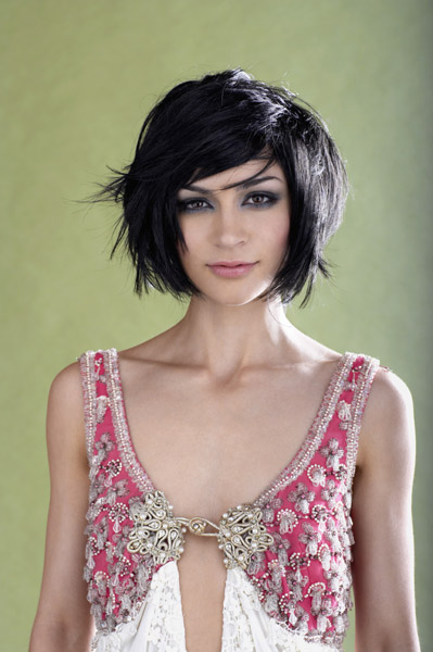 hairstyles for thin hair pictures. thin hair. scene haircuts