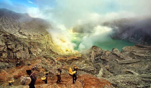 Volcanoes Bali Tours Bali Ijen Bromo Tour