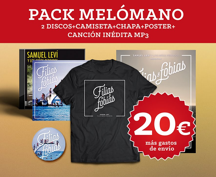 Pack Melómano