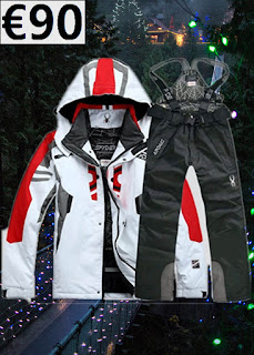 spyder ski clothing uk