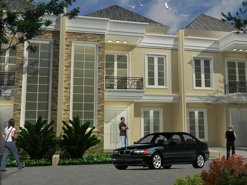 Gambar Perumahan Berlian Residence | Gambar Rumah
