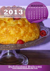 Calendario foodbloggers 2013