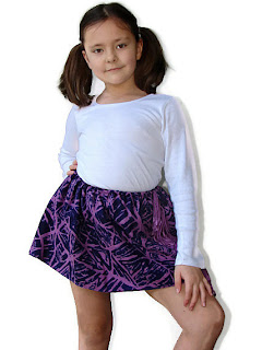 fashion skirt for toddlers