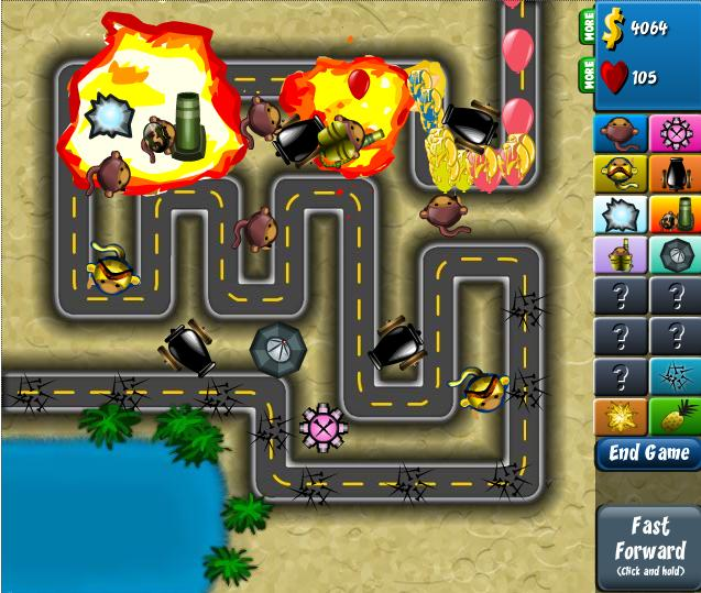 balloon tower defense 4