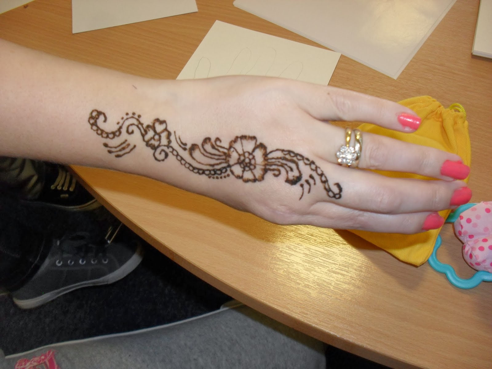 Venyas Educational Workshops An Explosion Of Culture Henna Art