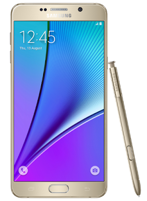 Samsung Galaxy Note 5 ကို ျမန္မာႏုိင္ငံတြင္ေရာင္းခ်