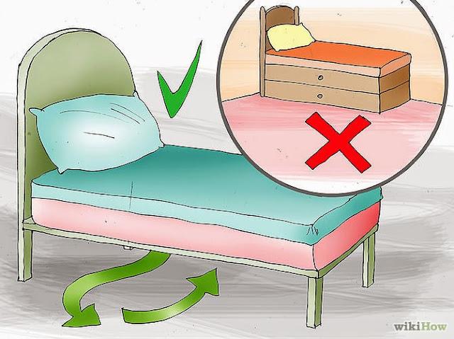 Cara Mengatur Feng Shui Kamar Tidur