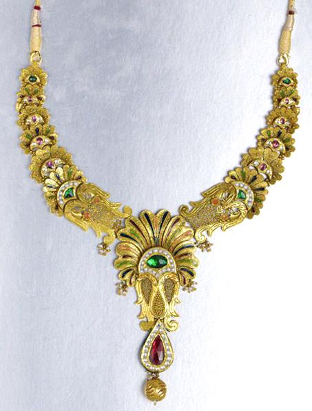 Joy Alukkas Necklace Designs