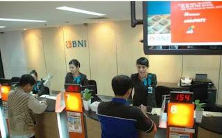 Syarat Utama Lowongan kerja BANK BNI Januari 2014 kali ini anda bisa ...