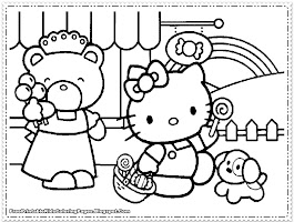 Cartoon Dog And Cat Coloring Pages