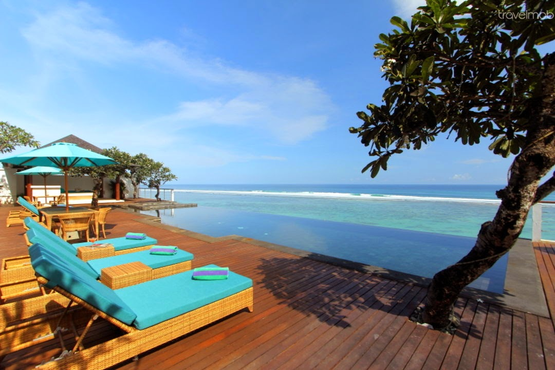 Spacious 4bedroom Villa Bali - pool