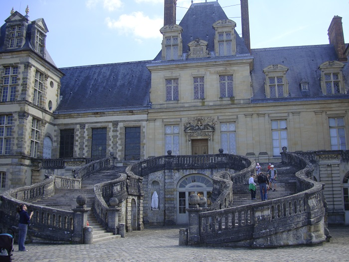 Rencontres amicales fontainebleau