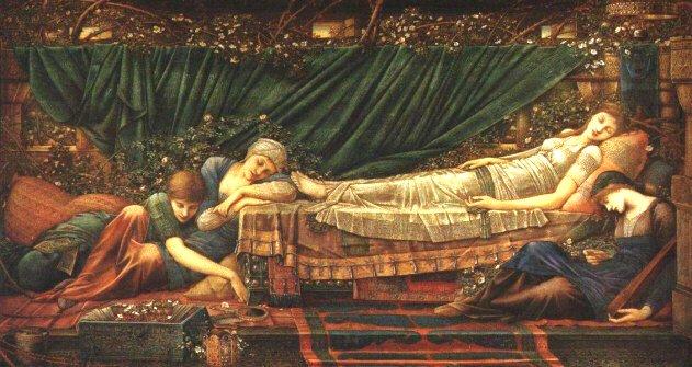 essays on sleeping beauty