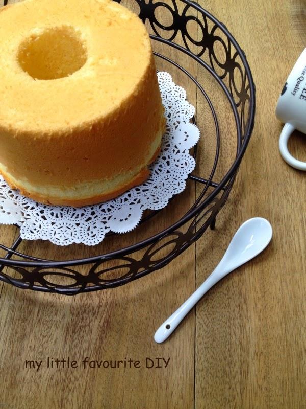 apple chiffon cake