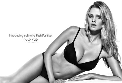 The Dutch model, Lara Stone, Calvin Klein Underwear, Calvin Klein Underwear Photoshoot 2012, luxury underwear, Model, Lara Stone underwear pic