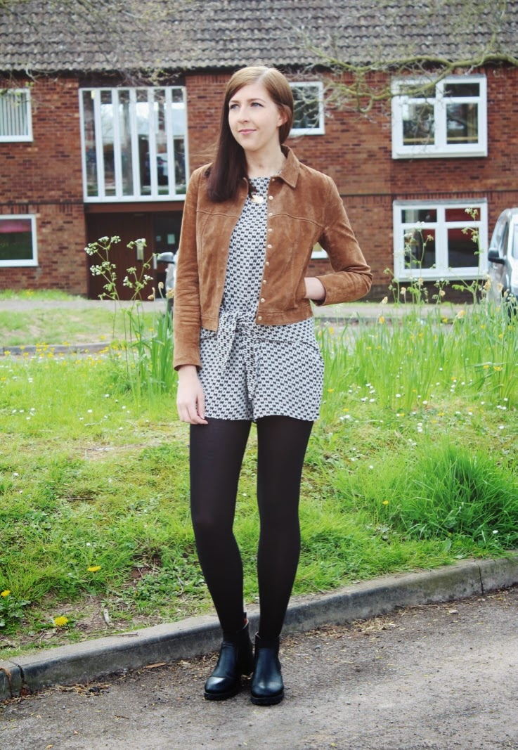 70sfashion, 70strend, asseenonme, fashion, fashionbloggers, fblogger, fbloggers, halcyonvelvet, lookoftheday, lotd, ootd, outfitoftheday, primark, suede, topshop, whatimwearing, wiw, playsuit