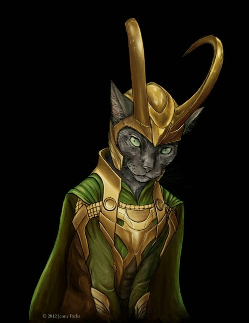 04-Loki-Jenny-Parks-Drawing-Animals-Superhero-Cats-Scientific-Illustrator-www-designstack-co