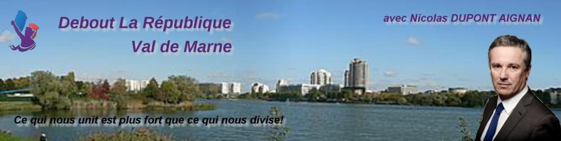 Debout la République Val de Marne