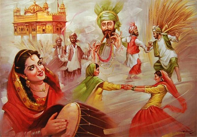 Dancing ritual from india 8