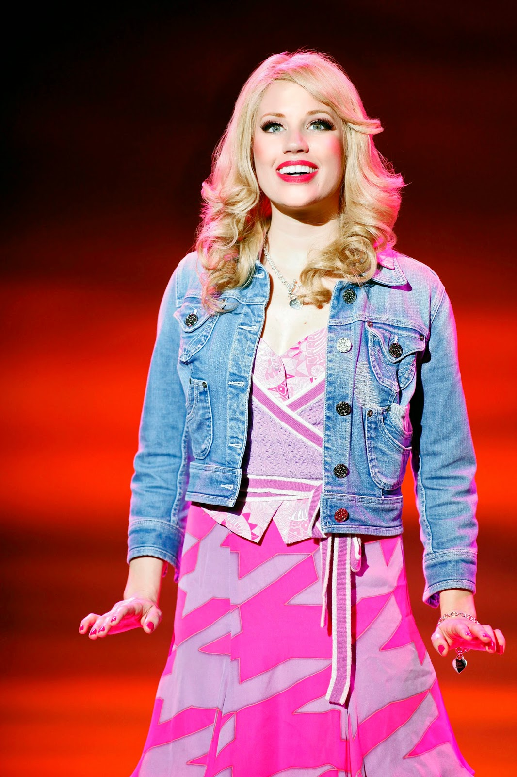 flying high a wicked fan site musical monday nikki bohne in musical monday nikki bohne in legally blonde