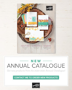 Stampin' Up! Annual Catalogue 2020/21