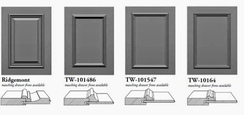 Delightful For Flat Fronted Cabinets, For Example, You Can Go To Home Depot And Buy  Thin Moulding Trim That Is Typically Used For Paneling, But Instead You  Could Have ...
