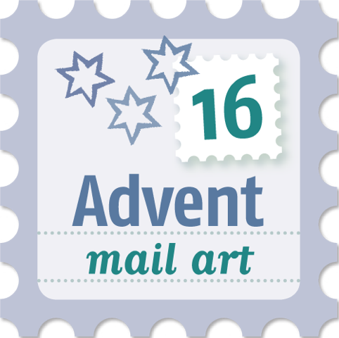 Advent Mail Art