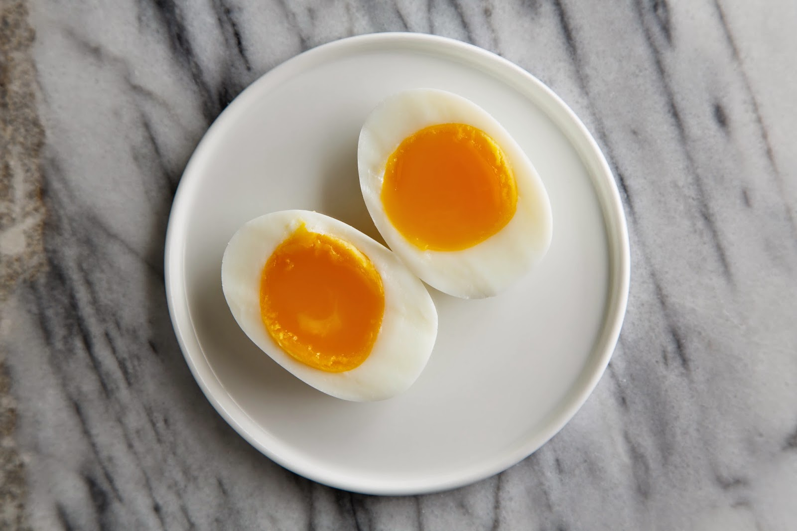 Hungry Cravings: How to Cut a Soft-Boiled Egg in Half