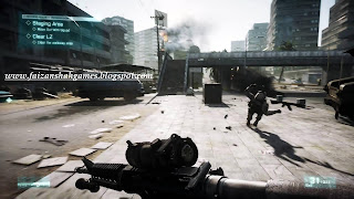Battlefield 3 walkthrough
