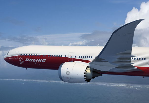 Boeing termina el diseño del 777-9