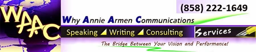 Why Annie Armen