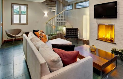 interior rumah minimalis 2 lantai