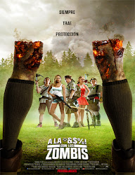 Scout's Guide to the Zombie Apocalypse (2015) [Latino]