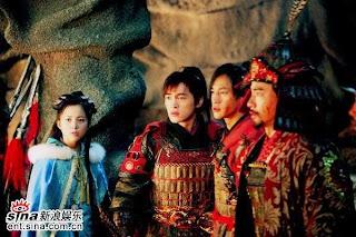Phim Thiếu Niên Dương Gia Tướng - Young Warriors of the Yang Clan