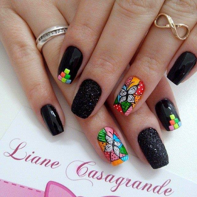 Nails Summer 2016: Summer Nail Art Ideas 2016