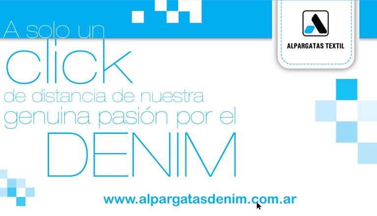 La empresa de denim Alpargatas, lanzó una nueva página web.