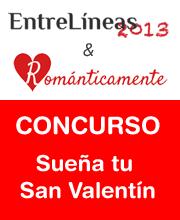 FORMULARIO CONCURSO -SUEÑA TU SAN VALENTIN