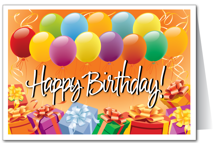 Printable birthday greeting cards online for friends and family