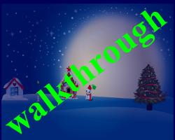 Christmas Reindeer Escape Walkthrough