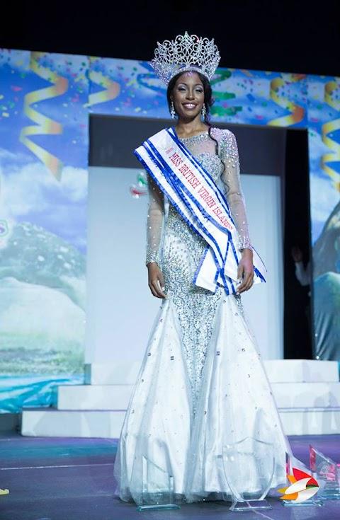 Miss British Virgin Islands 2015