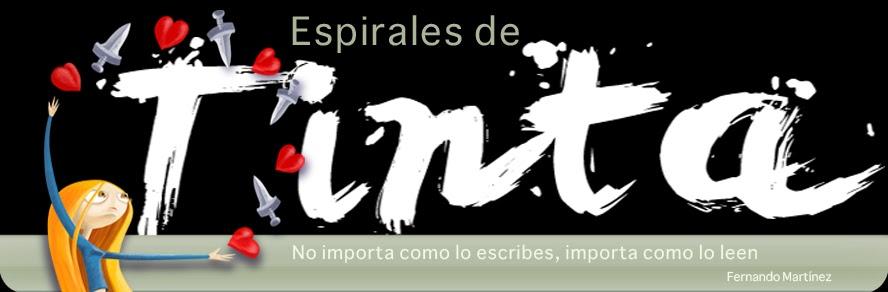 Espirales de tinta - Fernando Martínez - Ilustrador