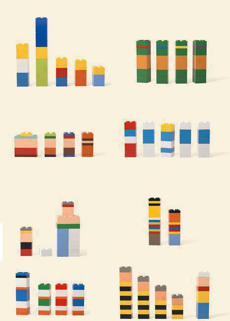 Charada com legos superinteressante
