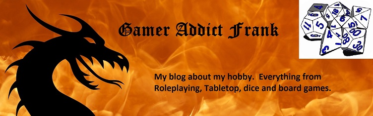 Gamer Addict Frank