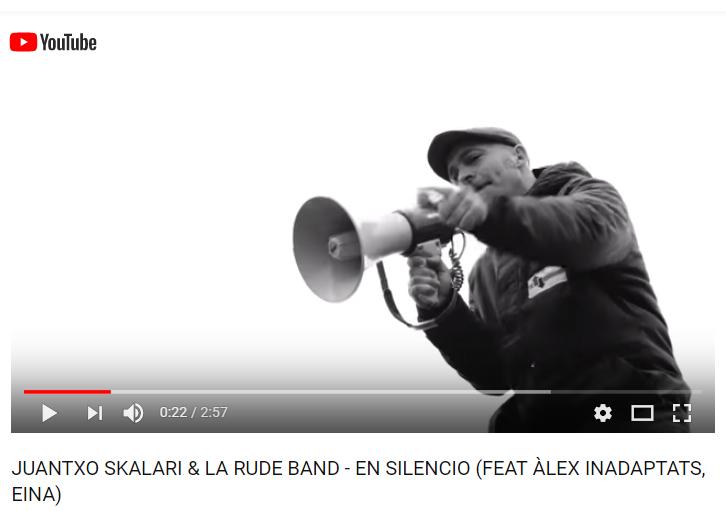 """VIDEOCLIP single  """"EN SILENCIO"""""""