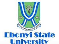 Ebonyi State University Abakaliki 2015/2016 Average Cut Off Mark