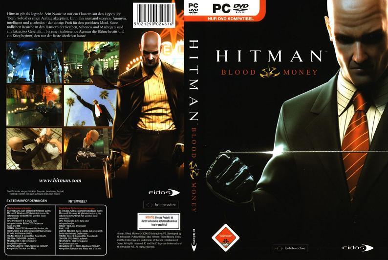 Download Game PC Hitman 4: Blood Money Hogh Compressed ...