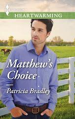 Matthew's Choice by Patricia Bradley
