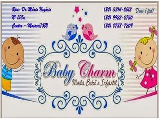 BABY CHARM MODA INFANTIL