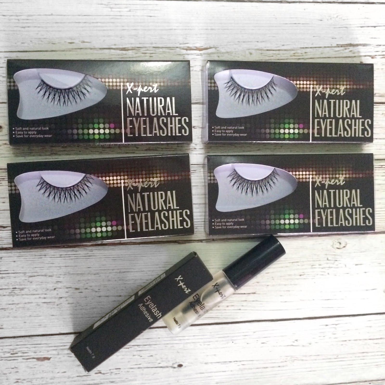 Review X Pert Good Affordable Eyelashes Handini Audita