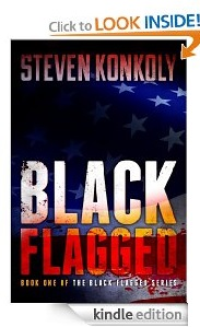 Free eBook Feature: Black Flagged by Steven Konkoly